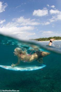 Bethany Hamilton - Surf images #surflife #adventure #surfing #sun #photography #photooftheday #nature