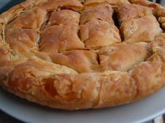 Greek Recipes, Pie Recipes, Dessert Recipes, Cooking Recipes, Recipies, Filo Recipe, Food Network Recipes, Food Processor Recipes, Pita