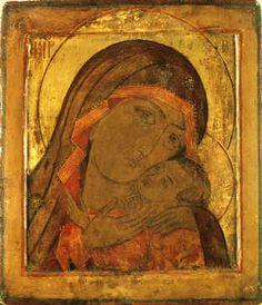 Madonna of Cherson - Russian Icon