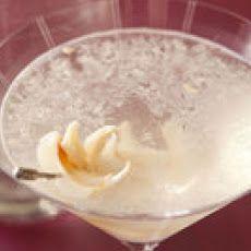 Lychee Vodka Martini