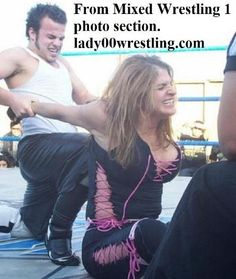 www.lady00wrestling.com 1 Mixed Women Schoolgirl Wrestling Pictures
