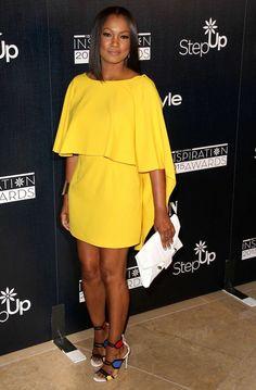 yellow dress neiman marcus 914