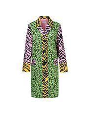 Coats Moschino Women on Moschino Online Store
