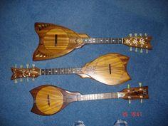 tahitien ukulele
