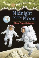 Midnight on the Moon (Magic Tree House # by Mary Pope Osborne Chapter books fo Magic Tree House Lessons, Magic House, Mary Pope Osborne, Kids Book Club, Magic Treehouse, Moon Magic, Reading Levels, Reading Groups, Reading Strategies