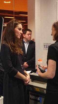 Clarence House on Twitter: The Duchess of Cambridge, patron, visited with potential Team Great Britain athletes during her visit to TeamSportsAid, November 12, 2014