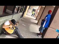 Amazing jam session - Three random guys sing together - YouTube