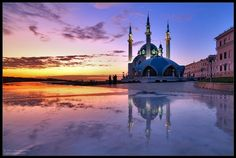 25+ Most Beautiful Mosques Around The World