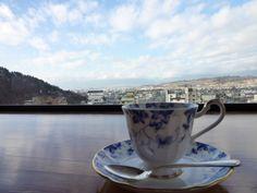 Mattina、Hotel「Zan-eikaku」Asama-Onsen,Matsumoto、Nagano Japan