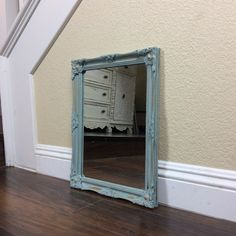 Shabby Chic Wall Mirror gorgeous ornate white mirror for sale cottage chic wall mirror