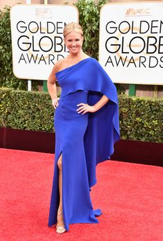 Nancy O'Dell - Golden Globes Red Carpet 2015 Photos: See All The Stunning Gowns Of The Night