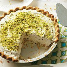 Pistachio Cardamom Ice Cream Pie - I am definitely going to try this
