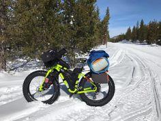 Bike Packing, Touring Bike, Motorcycle, Winter, Vehicles, Winter Time, Motorcycles, Car, Motorbikes