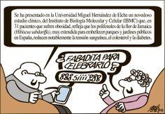 Viñeta: Forges - 5 DIC 2013 | Opinión | EL PAÍS