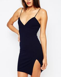 Image 3 ofMissguided Cami Bodycon Dress http://www.asos.com/missguided/missguided-cami-bodycon-dress/prod/pgeproduct.aspx?iid=6499213&clr=Navy&SearchQuery=dress&pgesize=36&pge=0&totalstyles=15902&gridsize=3&gridrow=5&gridcolumn=1