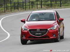 Mazda2 เผยโฉมแล้ว All-New Mazda2 2014-2015 Demio ภาพชัดๆแบบไม่อำพลาง เตรียมเปิดตัวแล้ว - ข่าวสารและข้อมูล All New Mazda2 2014 - MAZDA 2 2015 THAILAND CLUB : All New Mazda2 2014-2015