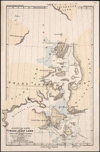 Petermannland in einer Karte der PGM von 1876 (SPK_547-111958555)