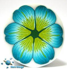 Aqua - green flower cane | Flickr - Photo Sharing!
