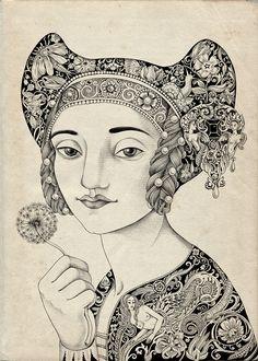 Sveta Dorosheva on Behance