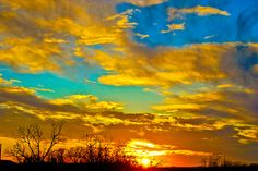 South Texas Sunset by Life Lenses, via Flickr
