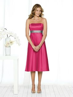 After Six Bridesmaid Style 6501 http://www.dessy.com/dresses/bridesmaid/6501/?color=posie=564#.Ue3Hgz2DQuo