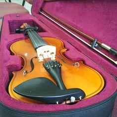 My Good gear violin