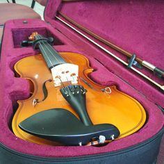 My Good gear violin
