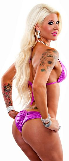 Tna Knockout Angelina Love Naked 67