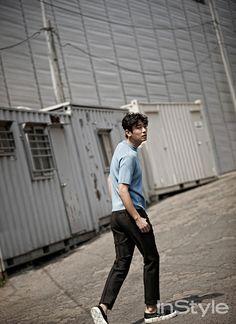 JOO JI HOON FOR INSTYLE KOREA'S MAY 2015 ISSUE