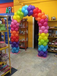 Arco rainbow