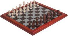 No name Шахматы No name 1105PR  — 1154 руб.  —  Игровое поле выполнено из высококачественного ДВП, фигурки - натуральное дерево. Шахматы станут отличным подарком вашим друзьям и знакомым, как истинным почитателям этой игры, так и новичкам и помогут приятно провести время.