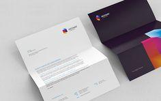 branding Nexway by Mateusz Turbinski, via Behance