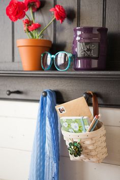 DIY Tie-Ons from the Big Basket Blog
