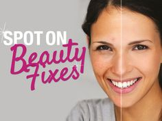 Spot On Beauty Fixes