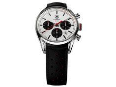 Baselworld 2014: TAG Heuer Carrera Calibre CH 80 Chronograph - http://www.dmarge.com/2014/03/tag-heuer-carrera-calibre-ch-80-chronograph.html