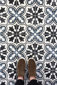 I have this thing with floors.