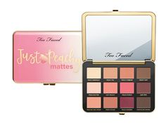 Too Faced Just Peachy Mattes Velvet Matte Eyeshadow Palette
