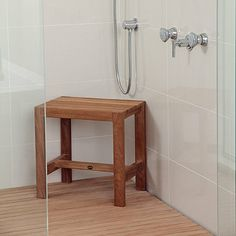 ARB Teak Specialties BEN53 Teak Shower Bench Canada Benches And Lowes