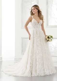 We've rounded up Morilee by Madeline Gardner's latest Spring 2021 bridal collection and past bridal collections we love. Perfect Wedding Dress, Bridal Wedding Dresses, Dream Wedding Dresses, Bridal Style, Big Bust Wedding Dress, Wedding App, Blush Bridal, Wedding Planner, Lace Wedding