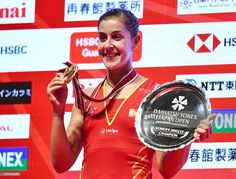 Daihatsu, Badminton, Love Her, Spain, Tours, Baseball Cards, Sports, Female Sports, Feminine