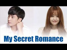 """YouTube from Drama Fever Sung Hoon 2017 New Drama Story of """"My Secret Romance"""" - will be on air 17/04/2017 via OCN"""