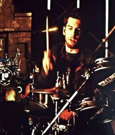 Sweet pic of Rob Bourdon
