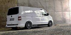 VW - from Panel van to Campervan: Photo T3 Vw, Vw T5, T5 Camper, Truck Camper, T5 Tuning, Vw Camper Conversions, T5 Bus, Vw Transporter Van, Cool Campers