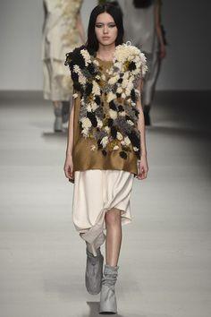 Central Saint Martins MA London Fashion Week AW '15'16