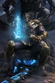 Thanos the Emperor