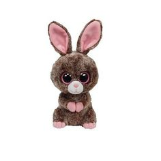 The Ty Beanie Boos Hopson Brown Bunny will hop into your heart! An adorable and friendly lil' guy, Hopson features a soft, plush brown coat and wide eyes. Kids love to bring home Ty animals of all kinds, so why not add this perfect-for-Easter pal to the collection? Ages 3 +. http://www.learningexpress.com/