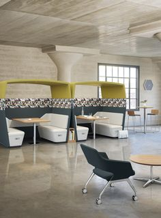 Seating and table products for public spaces, conference rooms and private offices Workspace Design, Office Interior Design, Office Interiors, Arcadia Furniture, Warehouse Design, Office Fit Out, White Oak Wood, White Laminate, Lounge Seating