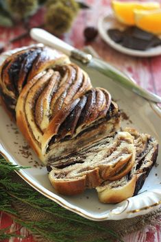 Poppy Cake, Avocado Recipes, Winter Food, Christmas Baking, Creme, Bakery, Pork, Food And Drink, Sweets