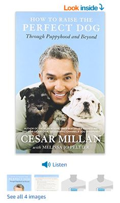 How to Raise the Perfect Dog: Through Puppyhood and Beyond Paperback – September 2010 Best Dog Training Books, Dog Training Tips, Cesar Millan, The Perfect Dog, Best Dogs, September, Fun, Hilarious