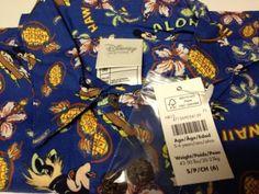 Brand New Disney Mickey Minnie Hawaiian Aloha Shirt Hawaii Boys Small with tags